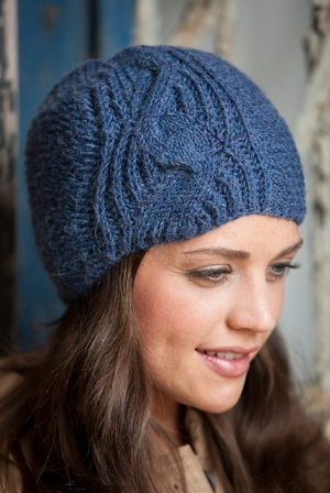 Berroco Ultra Alpaca Brioche Hat Kit - Hats and Gloves