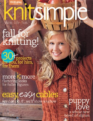 Knit Simple - 2006 Fall