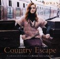 Rowan Pattern Books - Country Escape