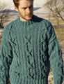 Rowan Felted Tweed Aran Fergus Pullover Kit