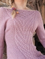 Rowan Baby Merino Silk DK Hunger For Rampion Pullover Kit