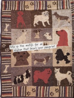 Tahki Stacy Charles Dog Accessories - DT00 - Canine Coverlet