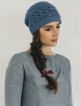 Rowan All Seasons Cotton Eyelet Hat Kit