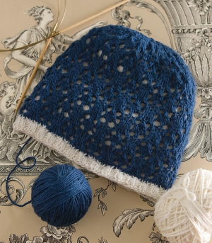 Cascade Venezia Sport Lacy Layered Hat Kit - Hats and Gloves