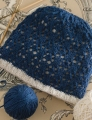 Cascade Venezia Sport Lacy Layered Hat Kit