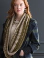 Cascade Venezia Worsted Twisted Cowl Kit