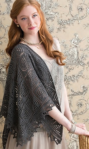Cascade Venezia Sport Diamond Shawl Kit - Scarf and Shawls