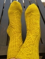 Plymouth Happy Feet Schwabische Sock