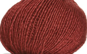 Lang Yarns Silk Dream Yarn - 15 Burnt Orange