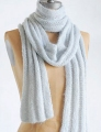 Blue Sky Fibers Brushed Suri/Alpaca Silk Silk & Suri Scarf Kit