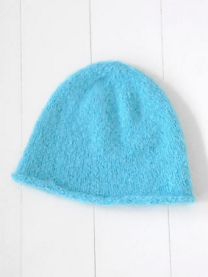 Blue Sky Fibers Brushed Suri Hat Kit - Hats and Gloves