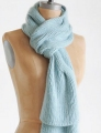 Blue Sky Alpacas Suri Merino Dream Scarf