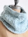 Blue Sky Fibers Bulky Frosty Cowl