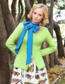 Blue Sky Fibers Sport Primavera Cardigan Kit