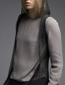 Shibui Knits Staccato Filter Hoodie