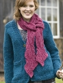 Berroco Blackstone Tweed Payson Scarf Kit