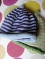 Debbie Bliss Baby Cashmerino Striped Hat Kit