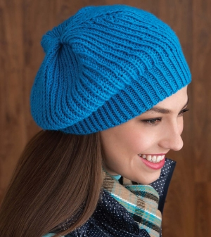 Cascade 220 Superwash Twisted Rib Hat Kit - Hats and Gloves
