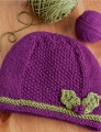 Cascade 220 Holly Hat