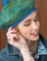 Cascade 220 Superwash Swirl Beret Kit