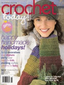 Crochet Today Magazine March/April 2011