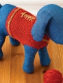 Cascade 220 Superwash Football Dog Sweater Kit