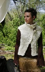 French Girl Knit and Crochet Patterns - Isobel Pattern