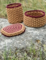 Tahki Cotton Classic Petroglyph Basket Kit