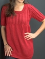 Plymouth Encore Worsted Woman's Tunic