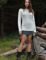 Rowan Wool Cotton Tyne Pullover