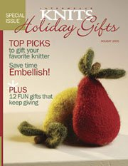 Interweave Knits Magazine - '06 Holiday Gifts