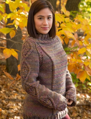 Classic Elite Acorn Pullover Kit - Women's Pullovers