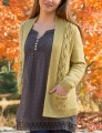 Classic Elite Firefly Indian Summer Cardigan