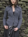 Rowan Felted Tweed Aran Wren Cardigan Kit