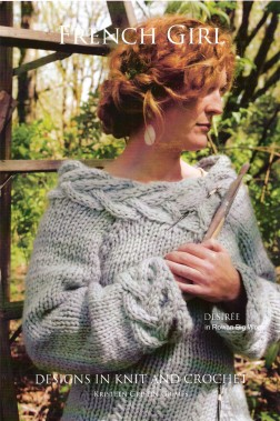 French Girl Knit and Crochet Patterns - Desiree Pattern