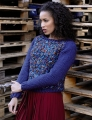 Rowan Big Wool/Big Wool Colour Jive Pullover Kit