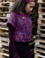 Rowan Big Wool/Big Wool Colour Mambo Pullover Kit