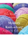 Rowan Pure Wool Worsted KAL Fall 2014 - Oblong Cushion Kit