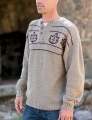 Cascade 220 Superwash Tugboater Pullover