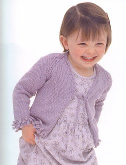 Rowan Wool Cotton Relish Kit - Baby and Kids Cardigans