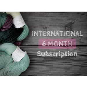 Lorna's LE Club Yarn Subscription
