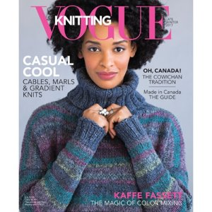 Vogue Knitting International Magazine - '17 Late Winter