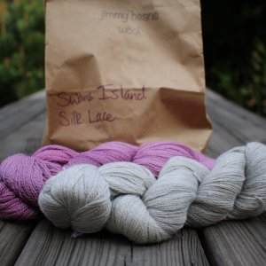 Swans Island Natural Colors Lace Onesies Grab Bags Yarn
