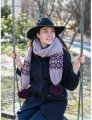 Berroco Portfolio Vol. 2 Patterns - Evie Scarf - PDF DOWNLOAD