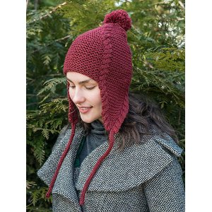 Berroco Portfolio Vol. 2 Patterns - Four Winds Hat - PDF DOWNLOAD Pattern