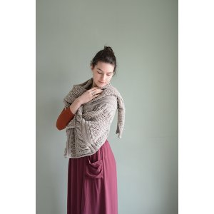 Berroco Portfolio Vol. 2 Patterns - Greenwood Shawl - PDF DOWNLOAD Pattern