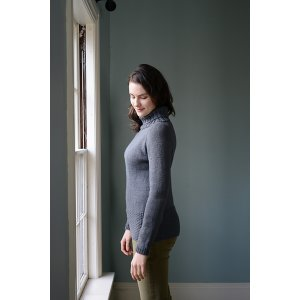 Berroco Portfolio Vol. 2 Patterns - Korina Pullover - PDF DOWNLOAD Pattern
