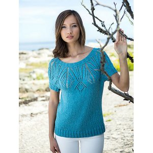Berroco Norah Gaughan Vol. 16 Patterns - Peacehaven - PDF DOWNLOAD Pattern