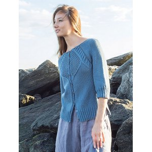 Berroco Norah Gaughan Vol. 16 Patterns - Queen Maud - PDF DOWNLOAD Pattern