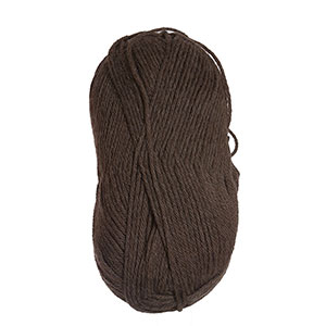 Plymouth Yarn Galway Worsted Yarn - 711 Pale Brown Heather